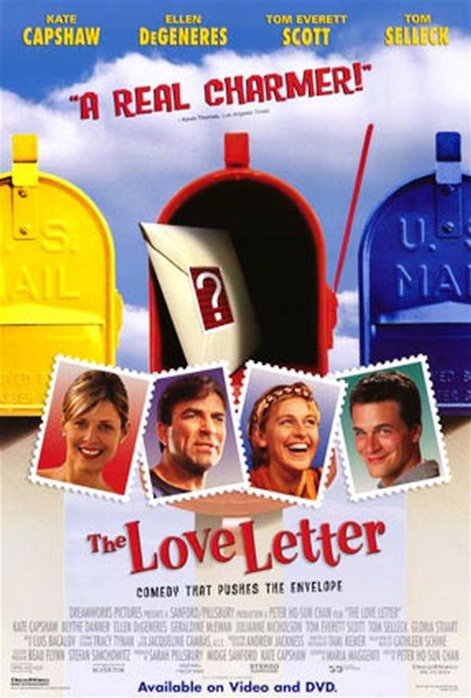 [36HKIFF] The Love Letter (1999) - USA