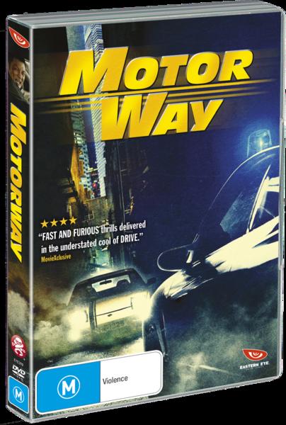 Motorway 車手 (2012) - Hong Kong