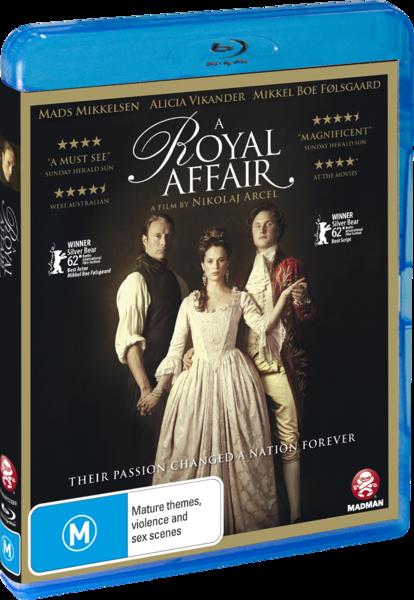 A Royal Affair / En kongelig affære (2012) - Denmark