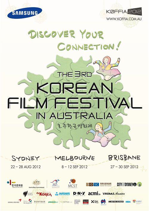 3rd Korean Film Festival in Australia (KOFFIA 2012) - Sydney (Media Coverage / Reviews)