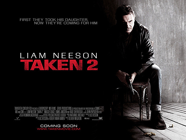 Taken 2 (2012) - USA