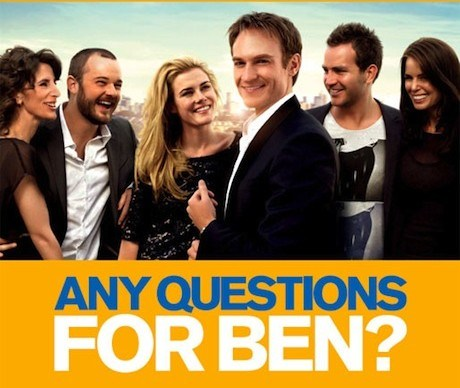 Any Questions for Ben? (2012) - Australia