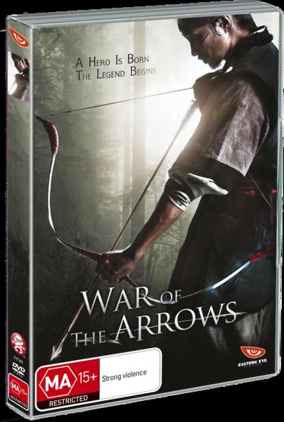 [DVD Review] War of the Arrows 최종병기 활 (2011) - South Korea