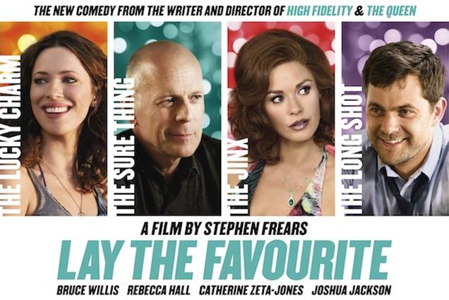 Lay the Favourite 賭城風雲 (2012) - USA