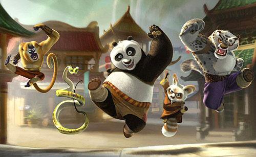 Kung Fu Panda 2-1