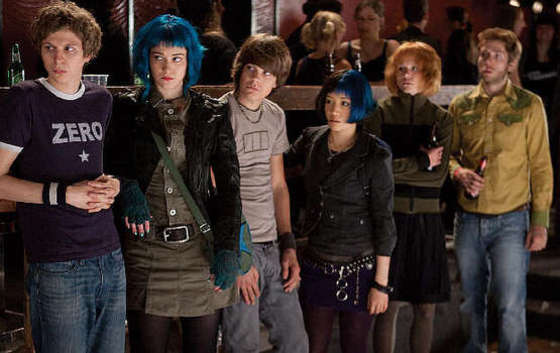 Scott Pilgrim vs. The World -2