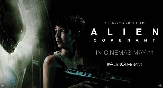 Alien: Covenant (2017) - USA