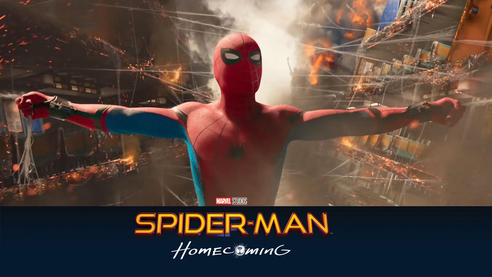 Spider-Man: Homecoming (2017) - USA
